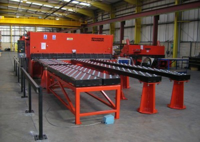 FRONT OF SHEAR HANDLING AIDS